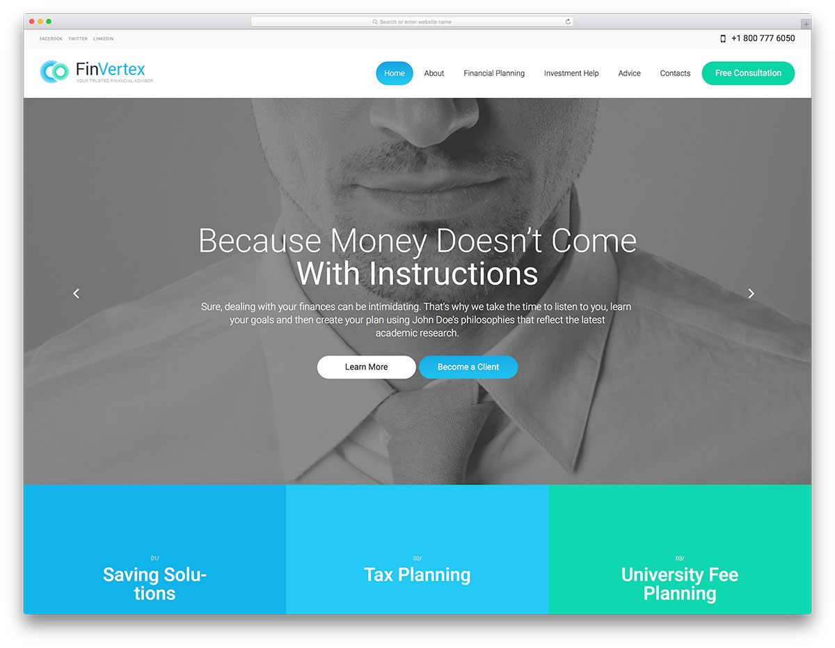 20 Best Job Board Themes and Business Templates for WordPress to – Best Financial Planning Sites