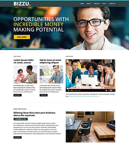 Business Bureau WordPress Theme