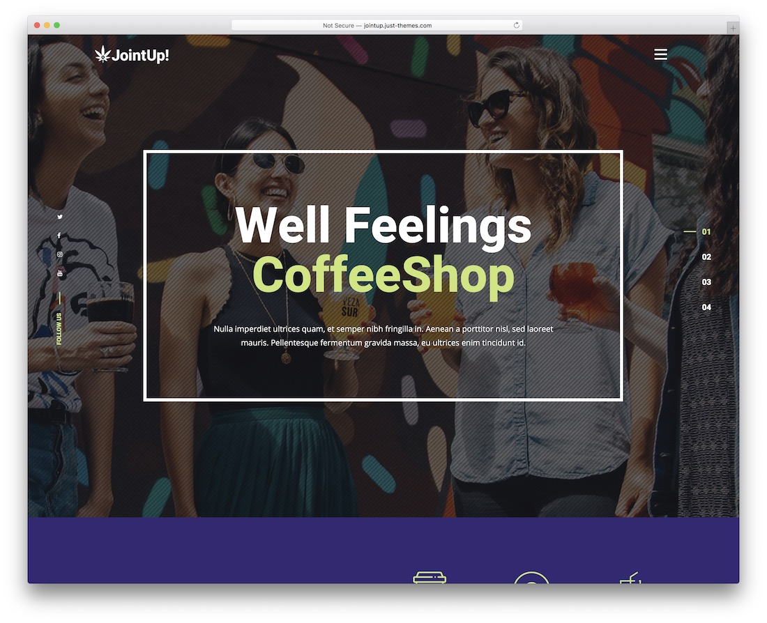 20 Best Coffee Shop WordPress Themes 2019 - Colorlib
