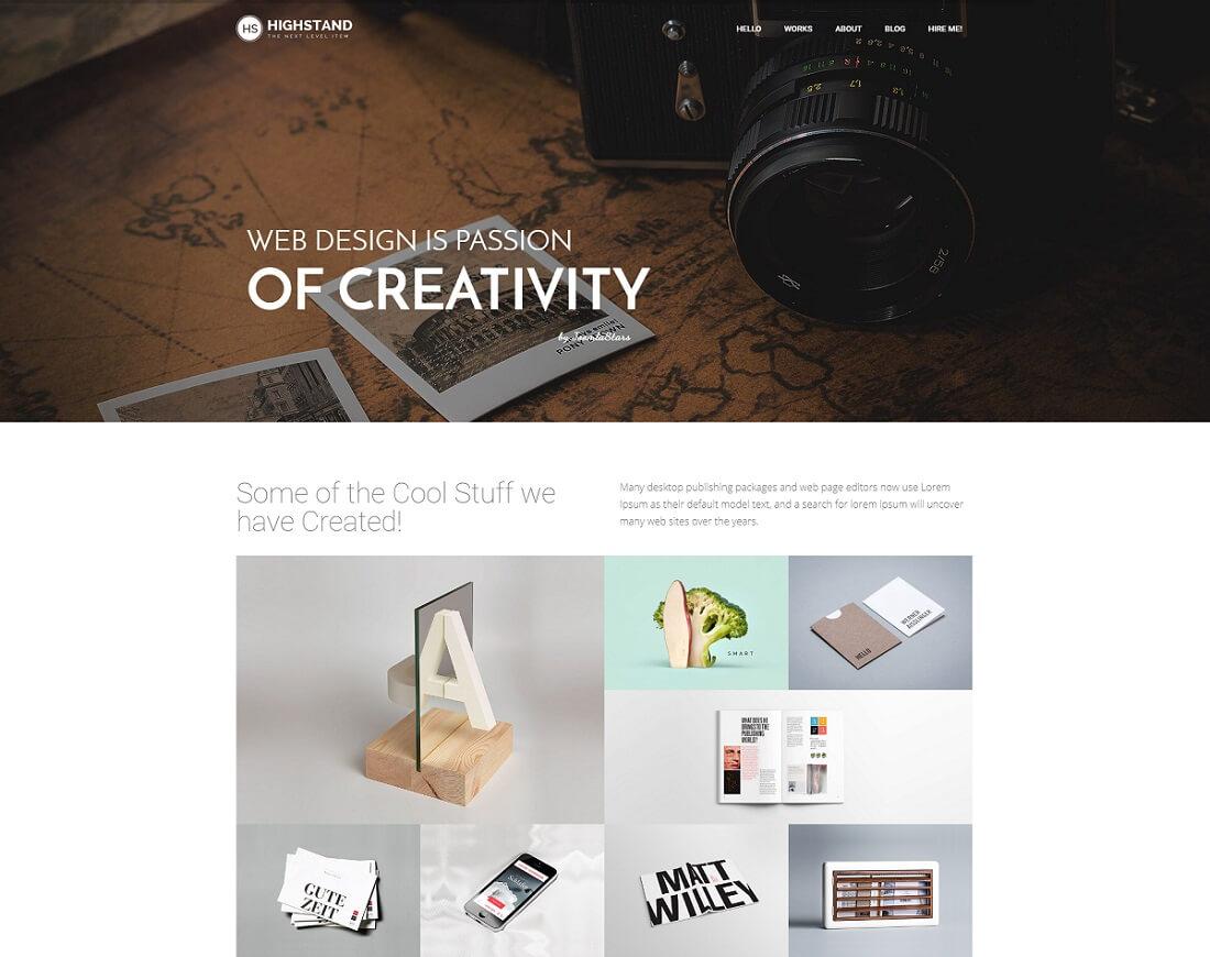 14 Stunning Joomla Portfolio Templates For Creatives 2020