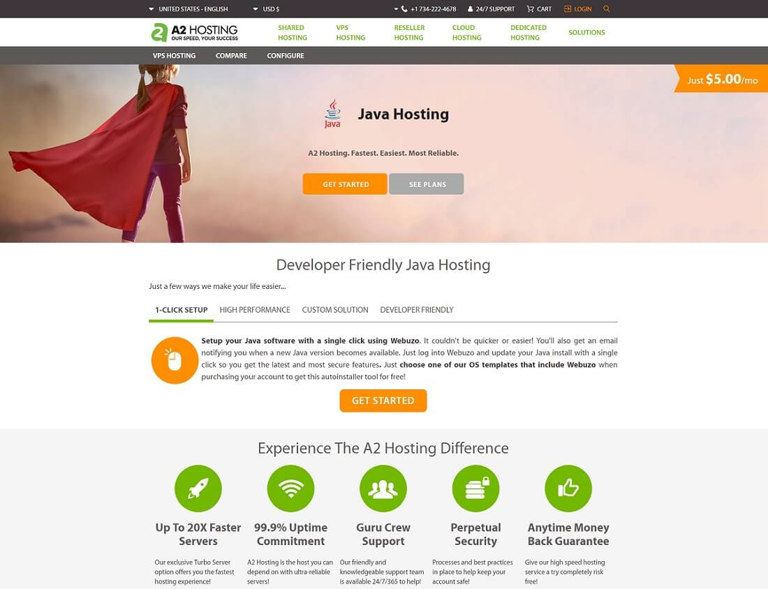 10 Best JSP Hosting Compared 2019 - Colorlib
