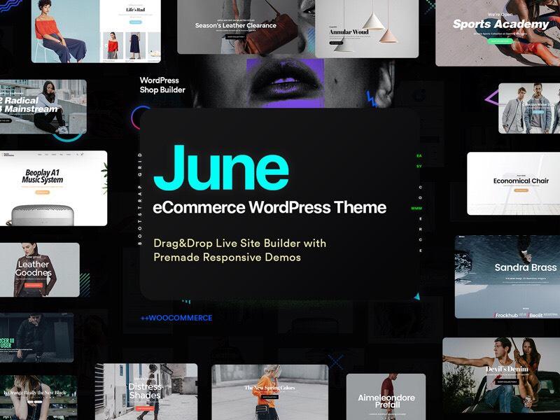 51 Beautiful & Responsive WordPress Shop Themes 2019 - colorlib