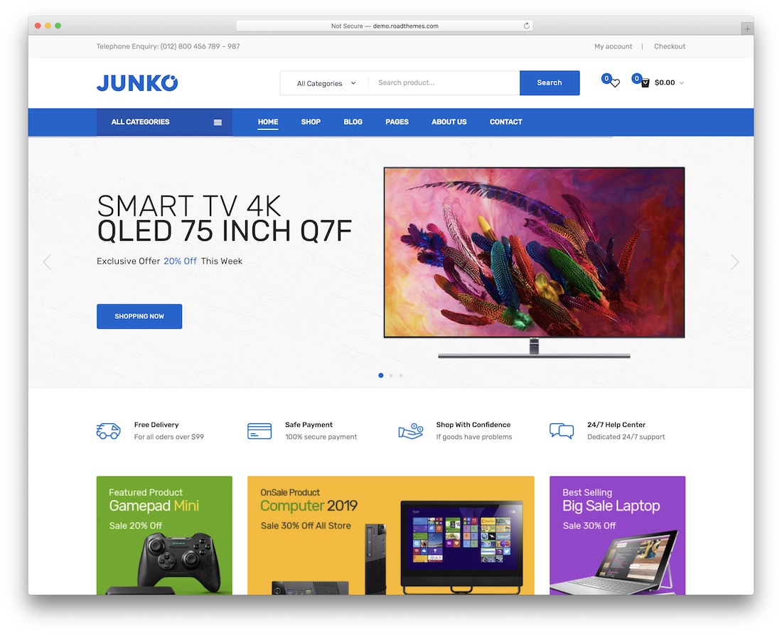 Best WordPress Themes for Selling Digital Products 2019 - colorlib