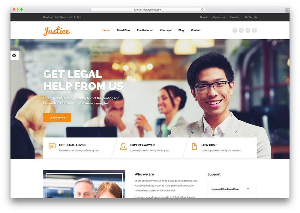 justice-classic-lawyer-wordpress-theme