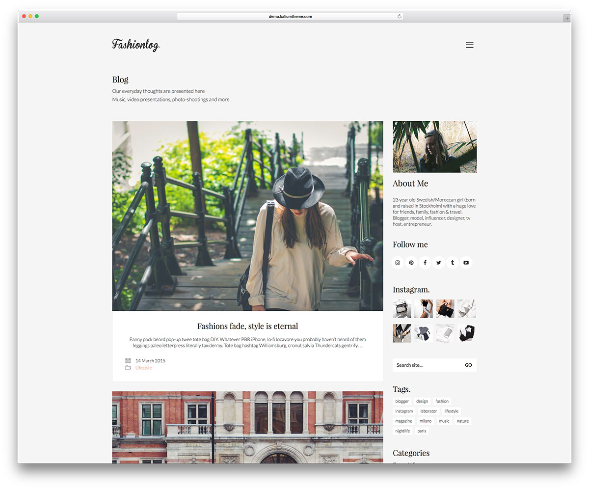 kalium-blog-wordpres-website-template