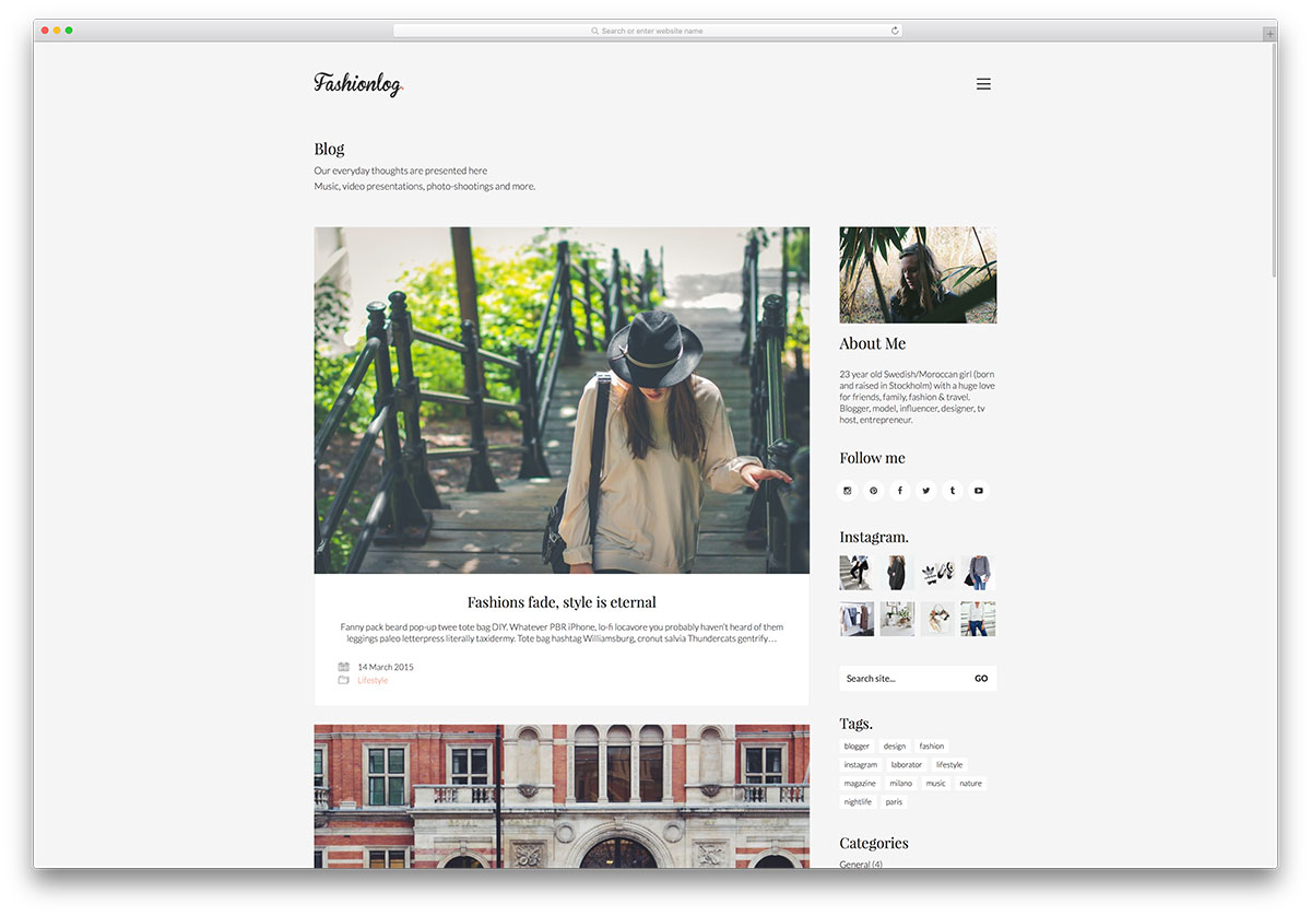kalium-minimal-corporate-blogging-theme