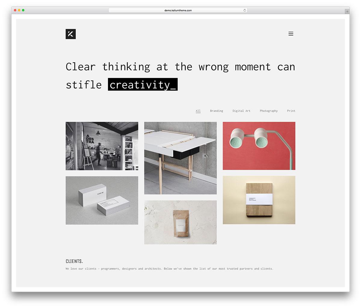 30 Wordpress Portfolio Themes To Showcase Your Work 2020 Colorlib