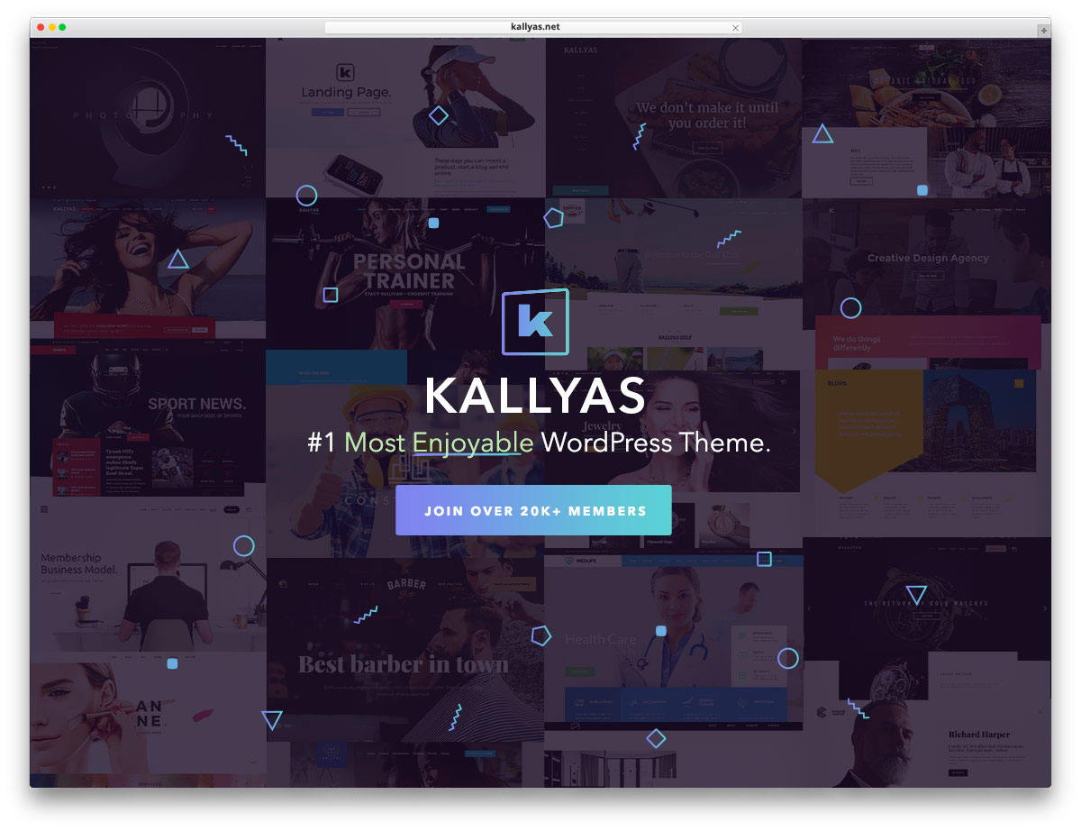 30 Best Full Screen Wordpress Themes 2018 Colorlib Download Power Point Backgrounds Mater Free Hd Kallyas Is A Flexible Premium Quality Of Multiple Purposes It Comes With Many Demos And Homepages Increasing Every Month You Will Get Theme Made