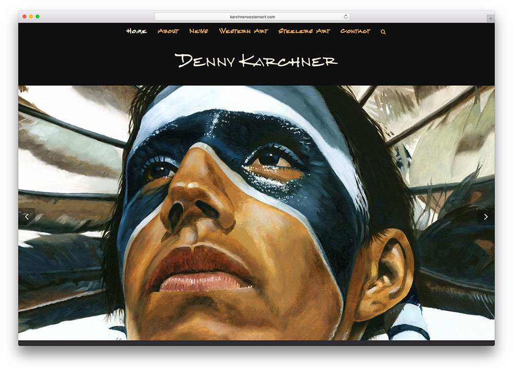 karchnerwesternart-artists-site-example-using-total-theme