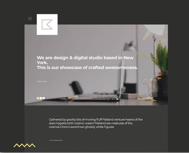 34 Best Free Website Templates For A Trendy Web Space 2018