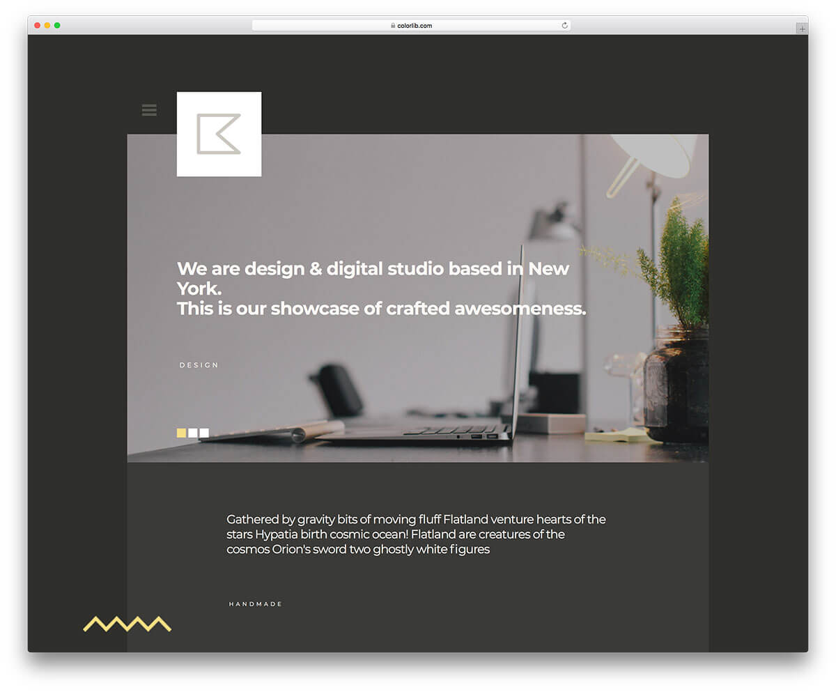 katt free blog template