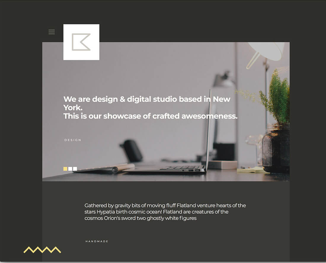 Fresh New Free Website Templates To Make A Trendy Website