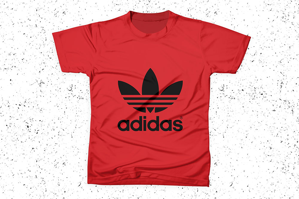 kid t-shirt mockup