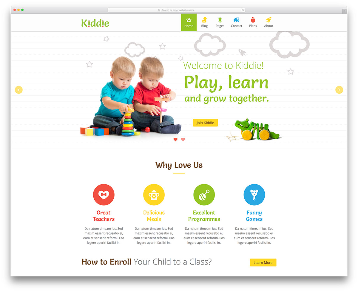 kiddie-creative-kindergarten-wordpress-website-template