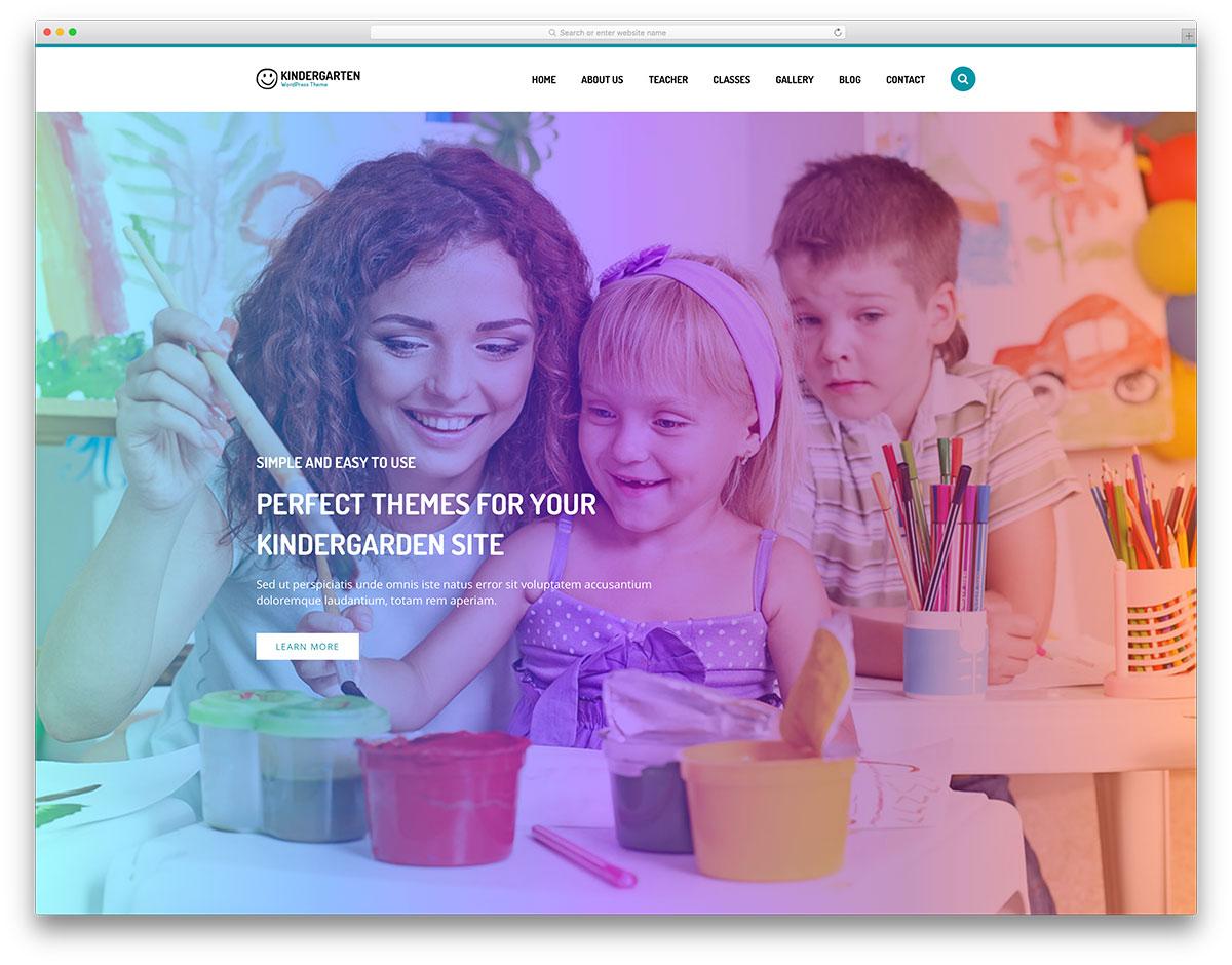 kindergarten-bright-wordpress-website-template