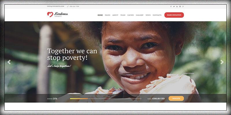 Kindness | Non-Profit, Charity & Donation Organizations