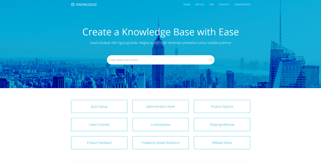 knowledge-bootstrap-forum-templates