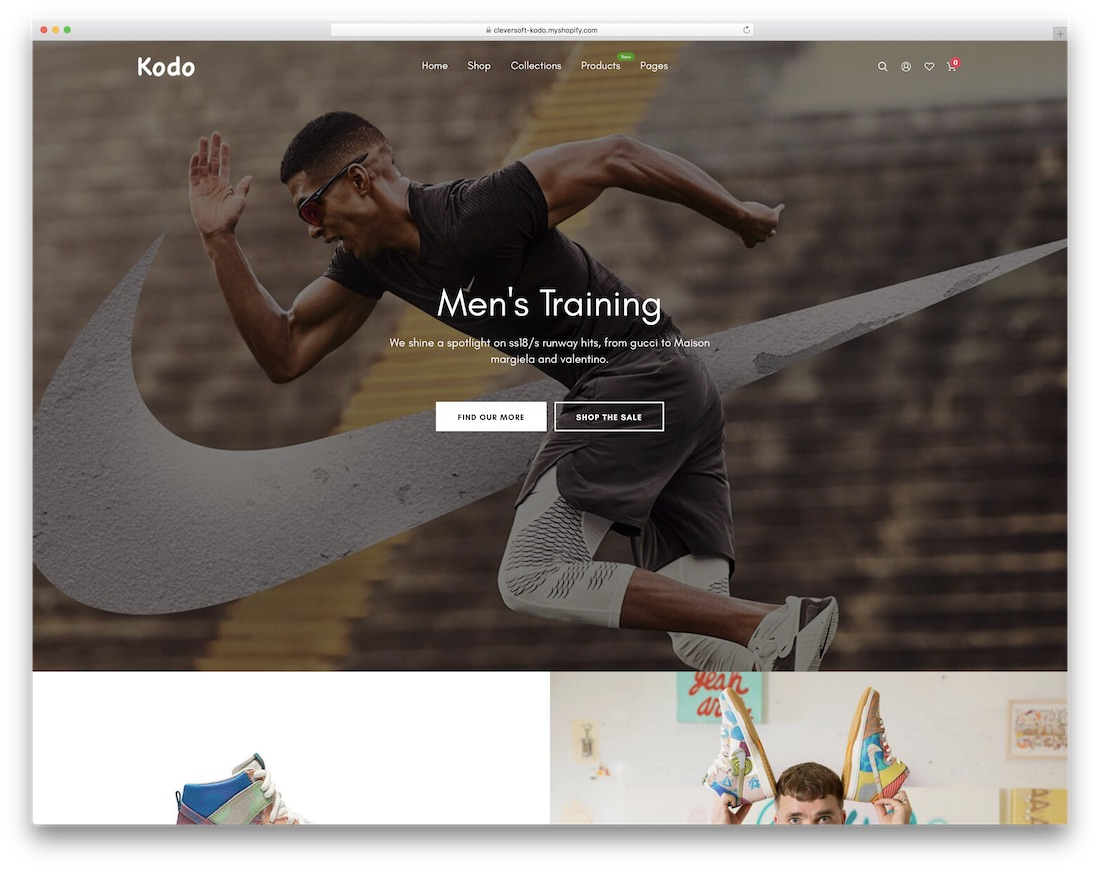 kodo best shopify theme