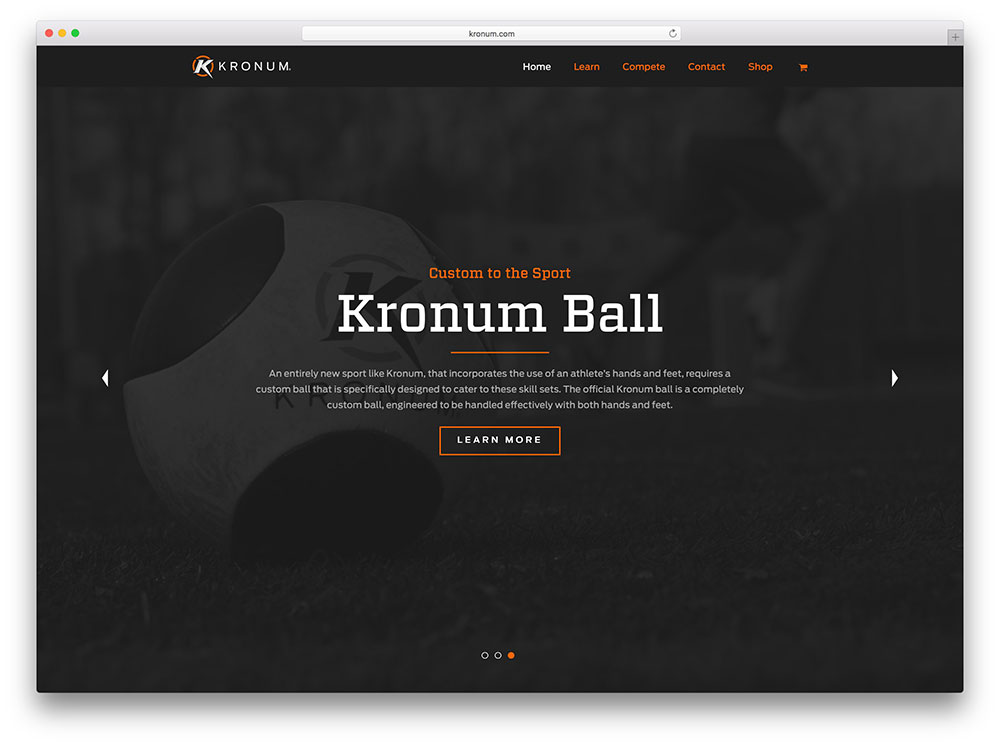 kronum-sports-website-based-on-avada
