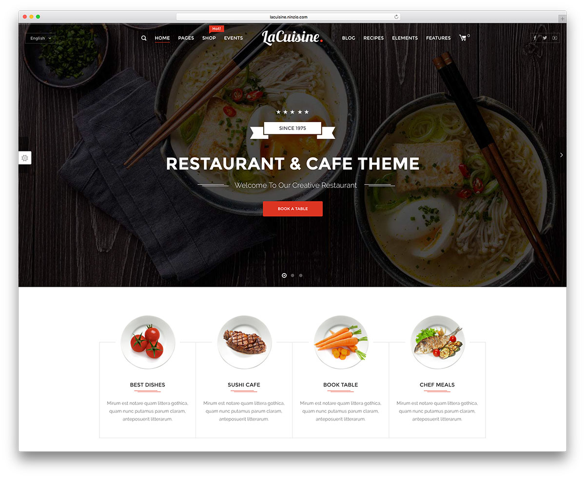 lacuisine-simple-restaurant-website-template