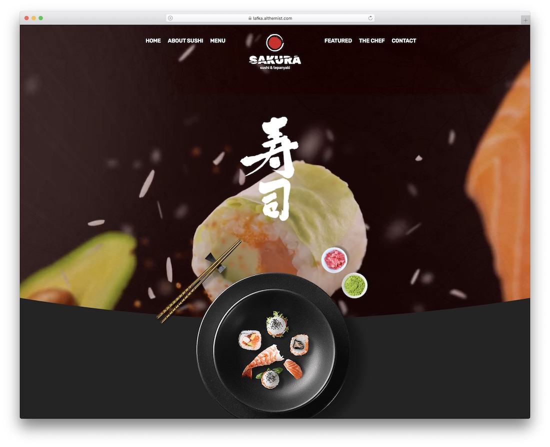 lafka food delivery wordpress theme
