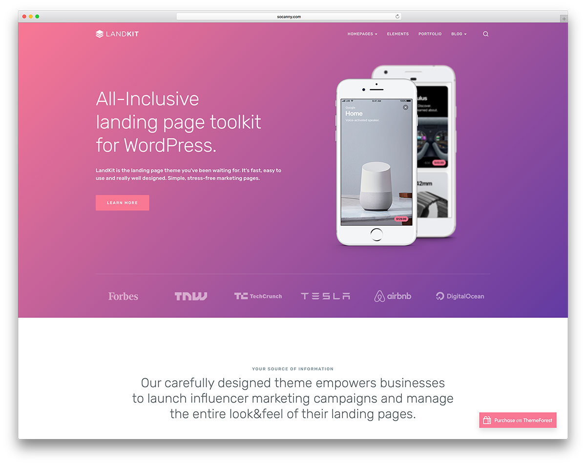 33 Best App Software Showcase Wordpress Themes 2018 Colorlib This Theme Fits Beautifully Into The Overall Style Of Game Its Brand New Youve Been Waiting For It Was Built With A Lightweight And Intuitive Page Builder Hybrid Composer Makes