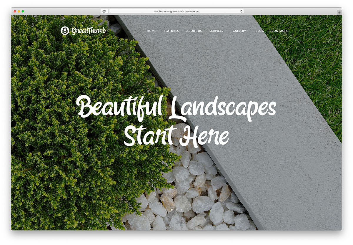 31 Best Lawn Care Landscaping Wordpress Themes 2020 Colorlib