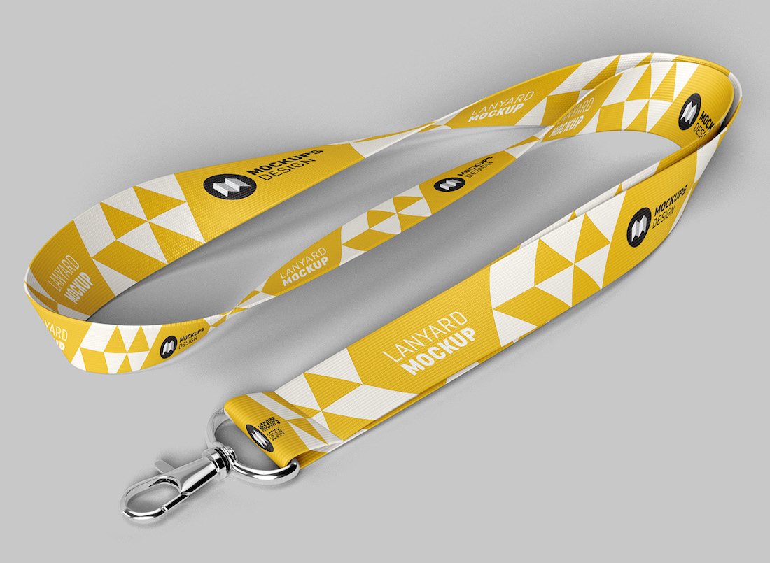 21 Best Life-Like Lanyard Mockup Templates 2020 - Colorlib