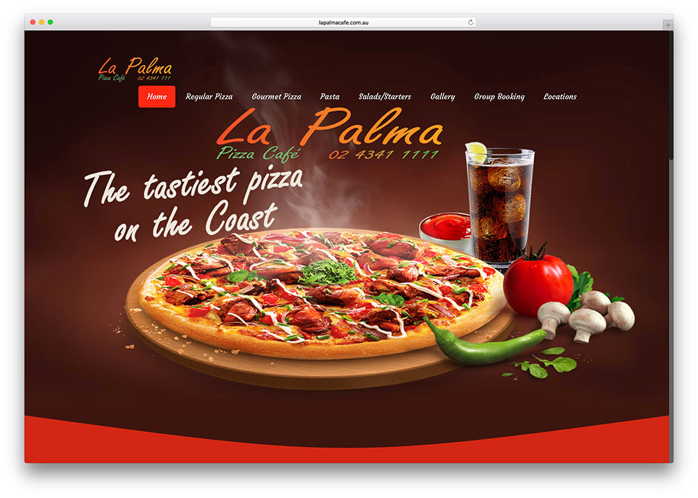 lapalmacafe-pizza-restaurant-site-example