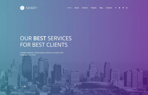 20 best seo friendly wordpress themes 2017 colorlib