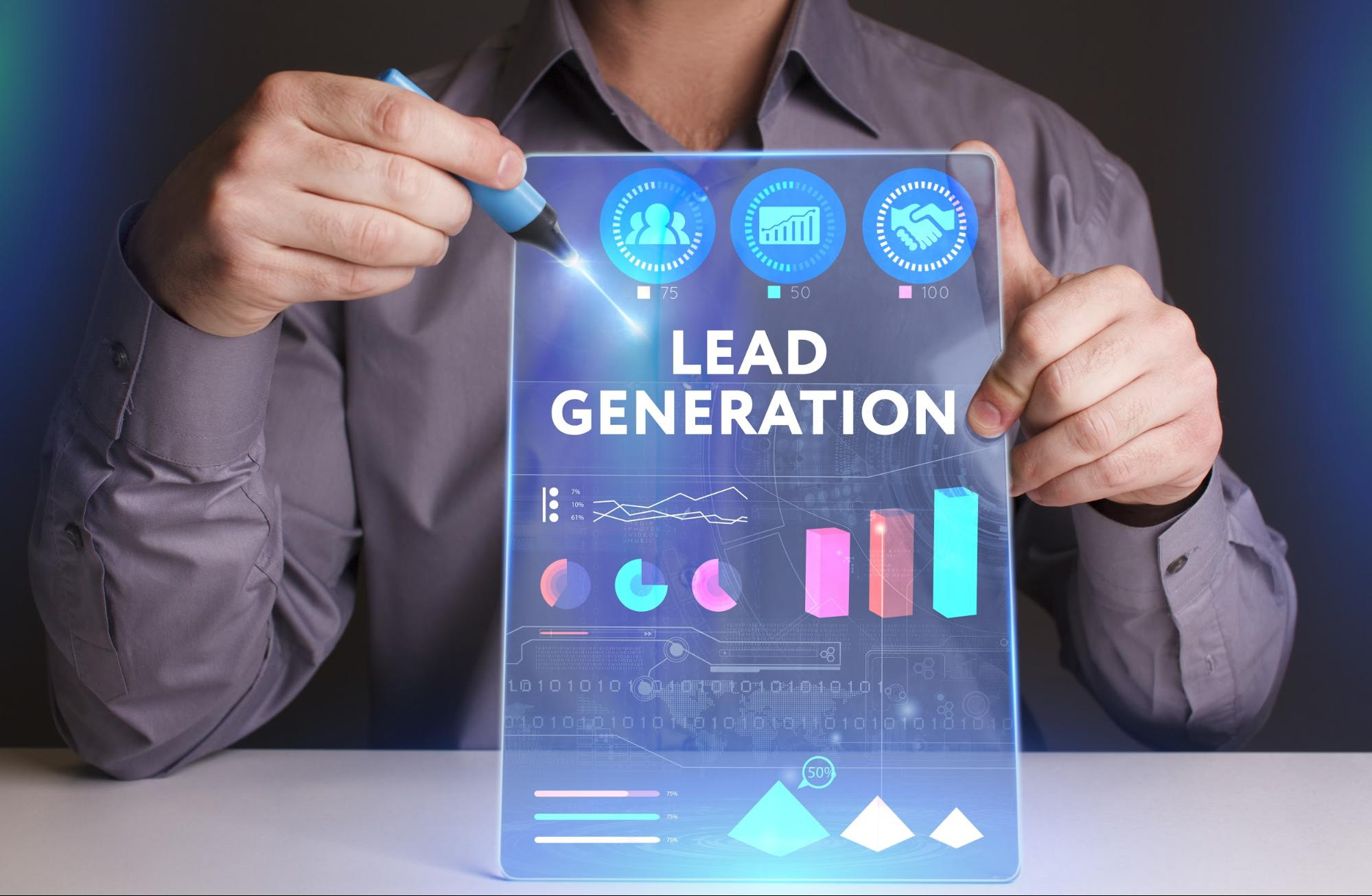 lead generation statistics
