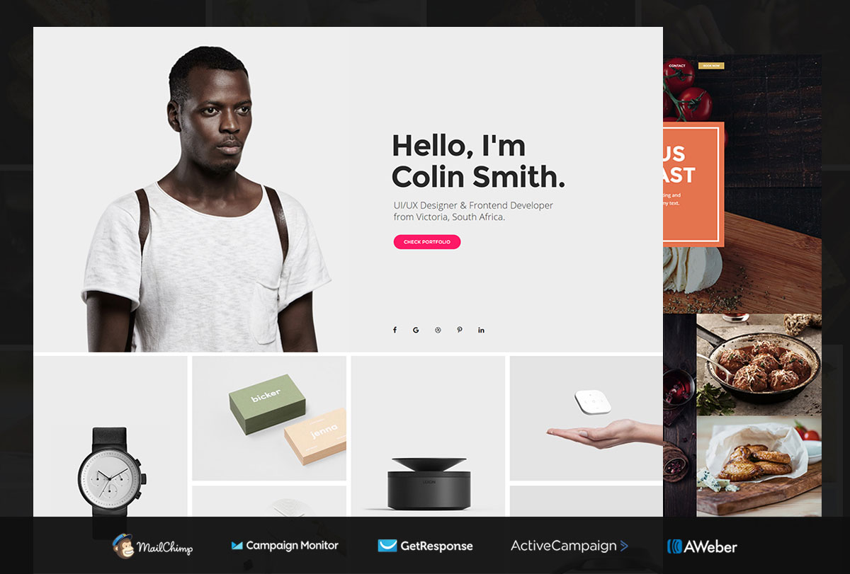 Best Portfolio Websites For Fashion Designers