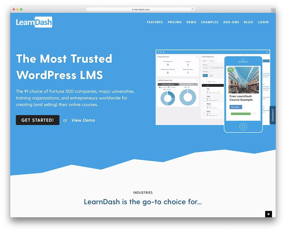 , 10 LMS WordPress Plugins (Premium and Free) 2020, Rojak WP