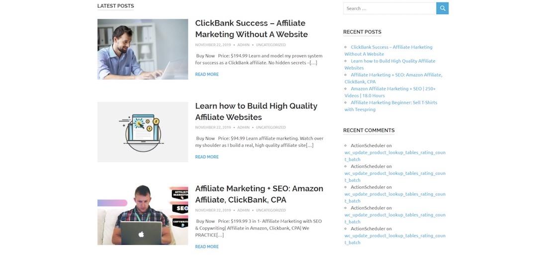 learnomatic wordpress affiliate plugin