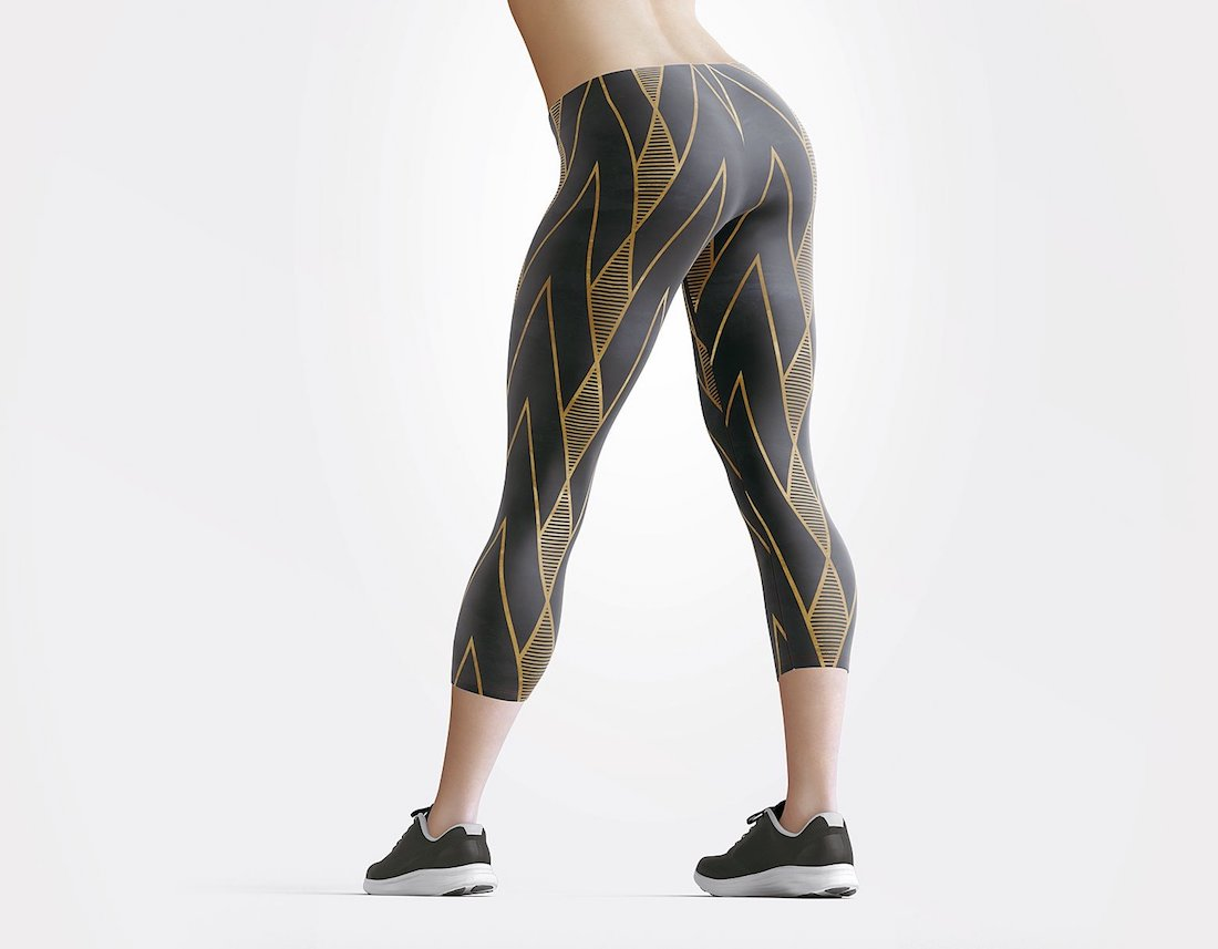 Leggings Mockup