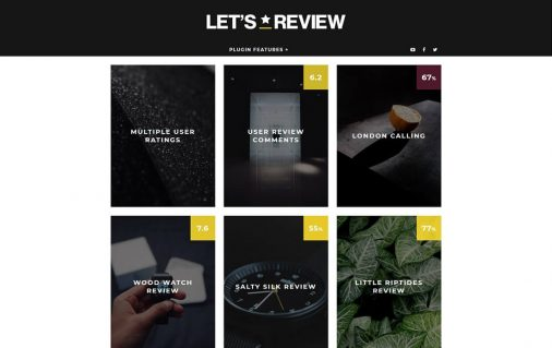 Lets Review Wordpress Review Plugin Affiliate Options