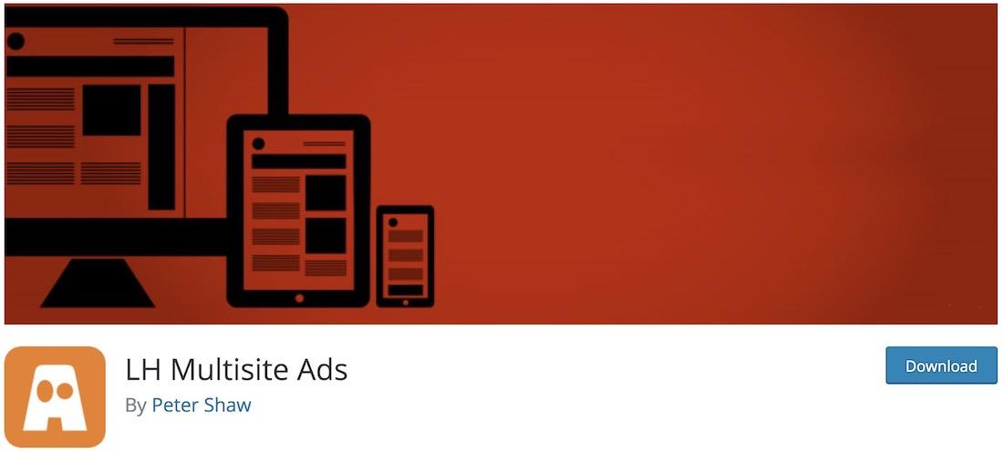 lh multisite ads wordpress multisite plugin