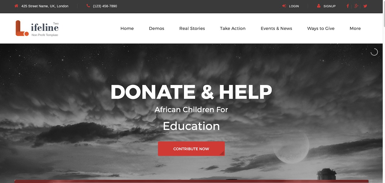 lifeline-2-an-ultimate-nonprofit-wordpress-theme-CL