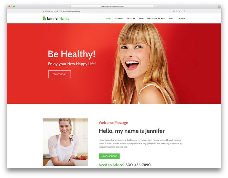 30 Popular Lifestyle WordPress Themes 2018