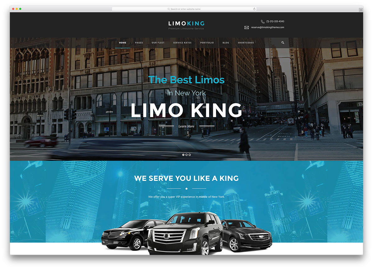 limoking-limousine-renta-service-website-template