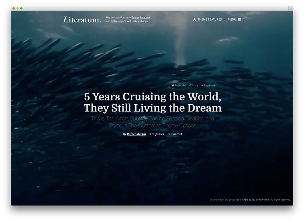 literatum-beautiful-blog-theme