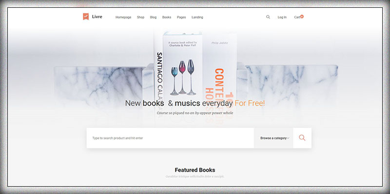 , 10+ WordPress Themes for Bookstores and Libraries 2020, Rojak WP