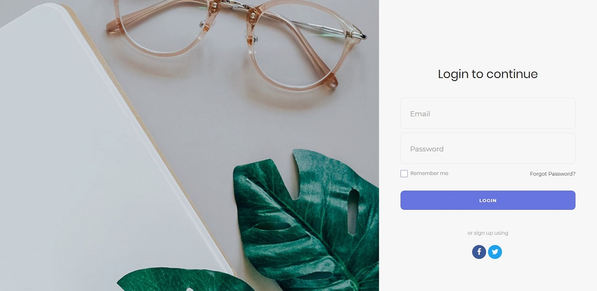 20 Best Free Bootstrap Login Page Examples 2019