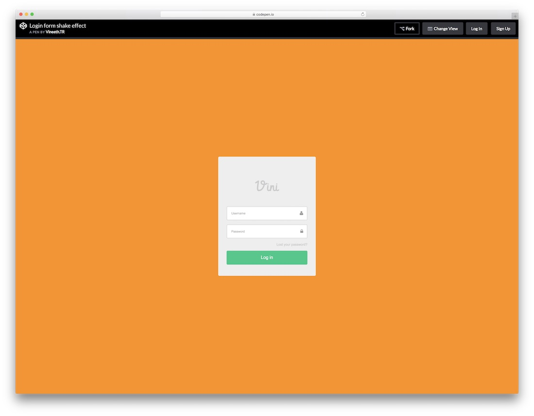 59 Free HTML5 And CSS3 Login Form For Your Website 2019 - Colorlib