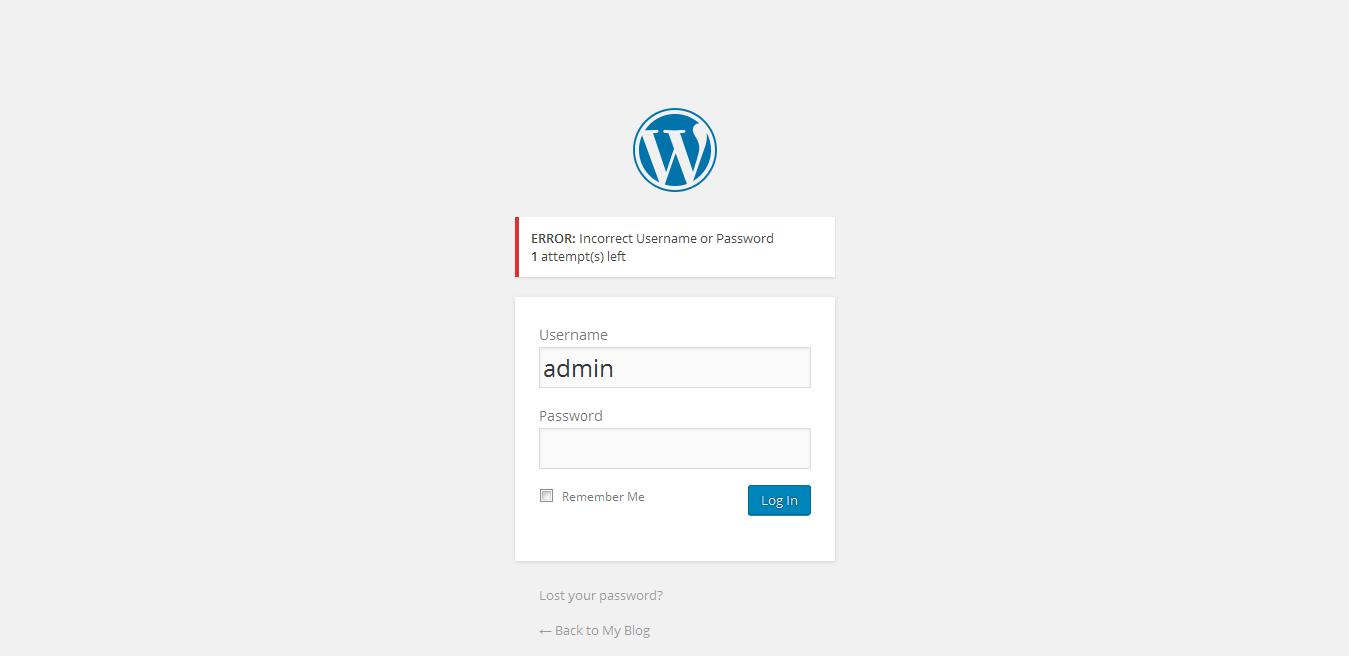 Minimalist WordPress Login Plugins