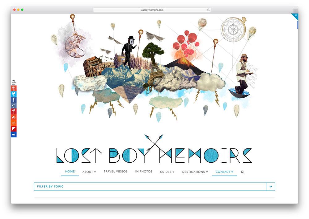 lostboymemoirs-travel-blog-using-x-theme