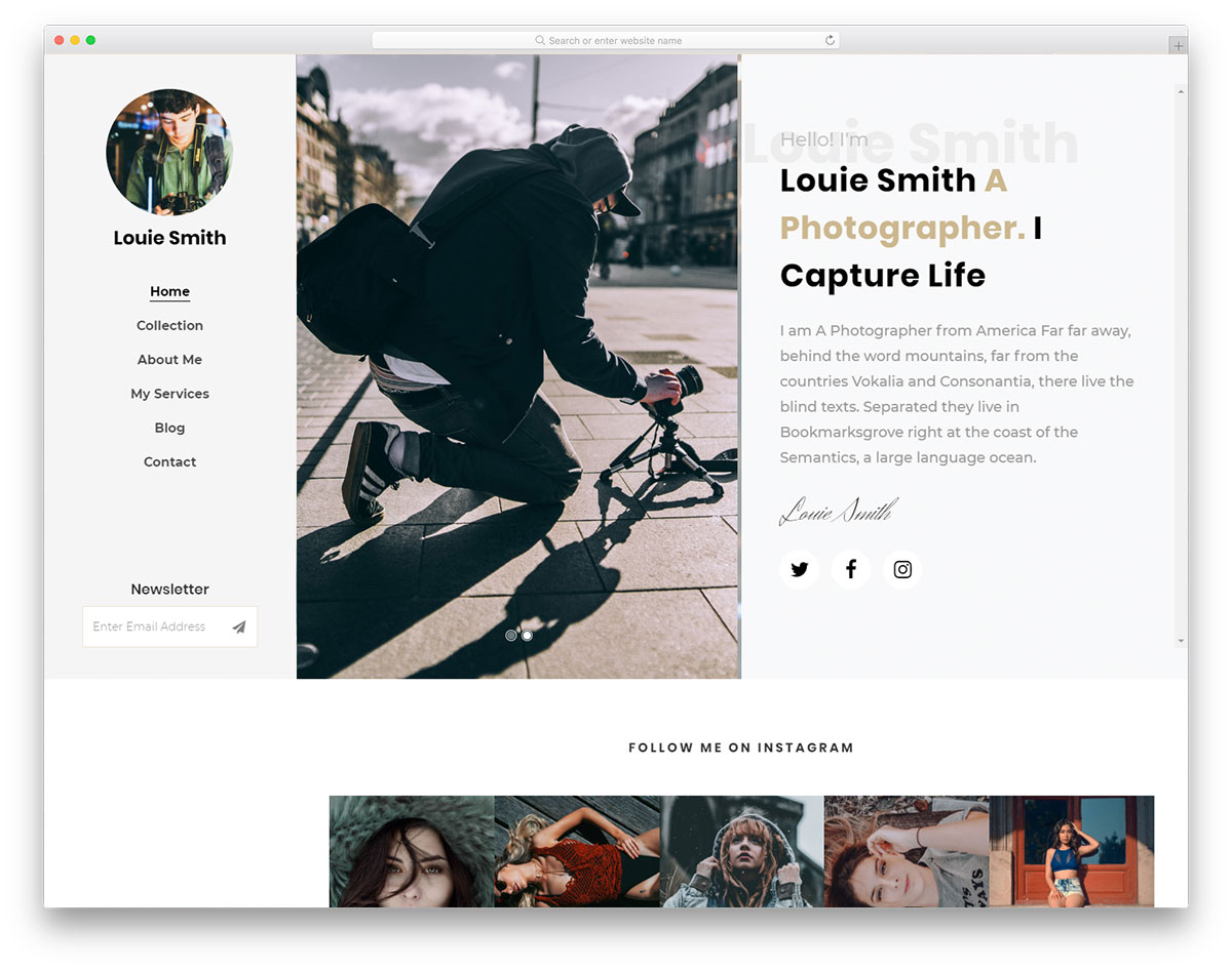 , 24 Free Bootstrap Gallery Templates To Mesmerise Visitors, Rojak WP