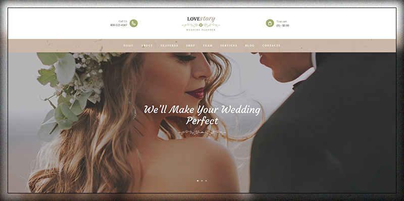 Love Story | Wedding and Event Planner