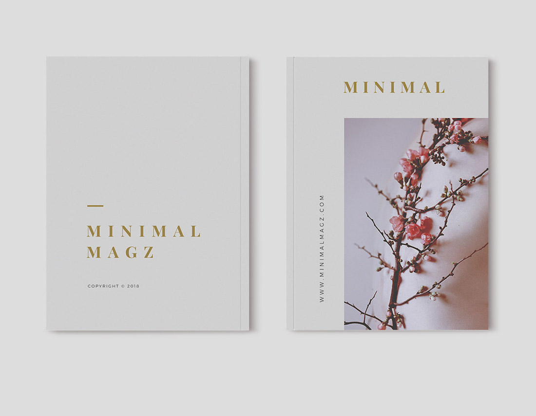 25 Free Magazine Mockups For A Realistic Presentation 2019