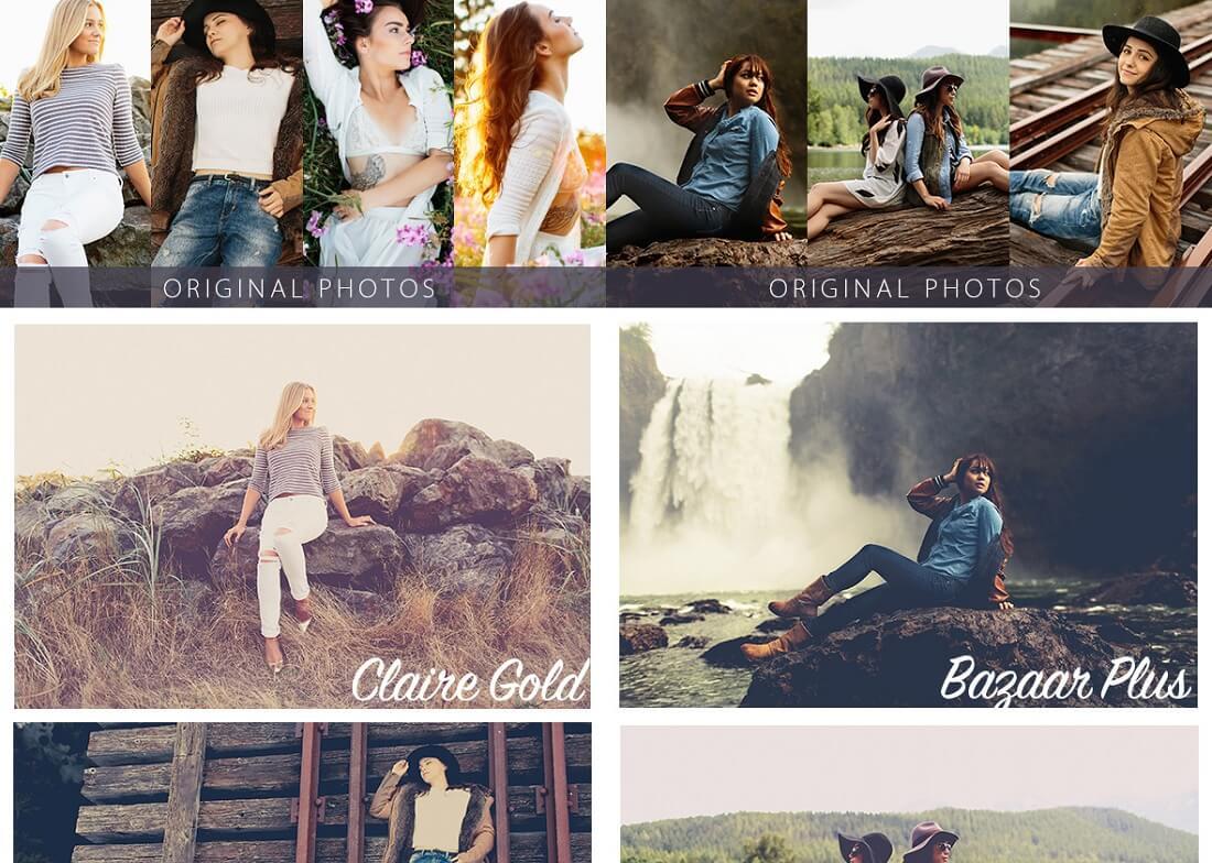 magazine profiles lightroom presets